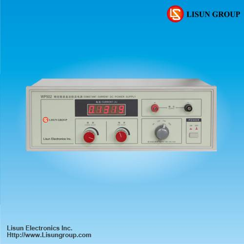DC502 DC Power Source for Standard Lamp