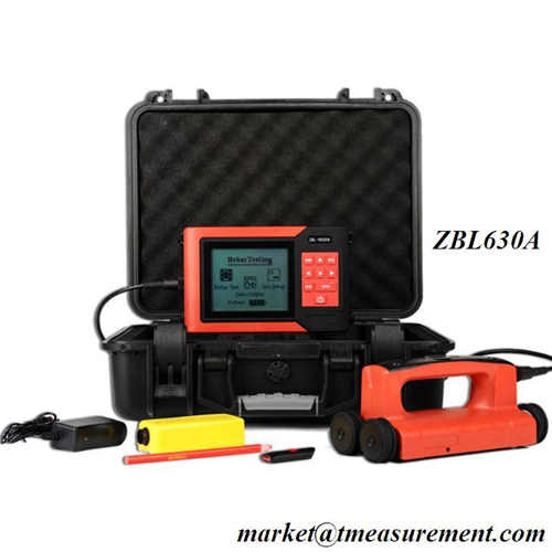 ZBL-R630A Rebar Locator (scanner edition )