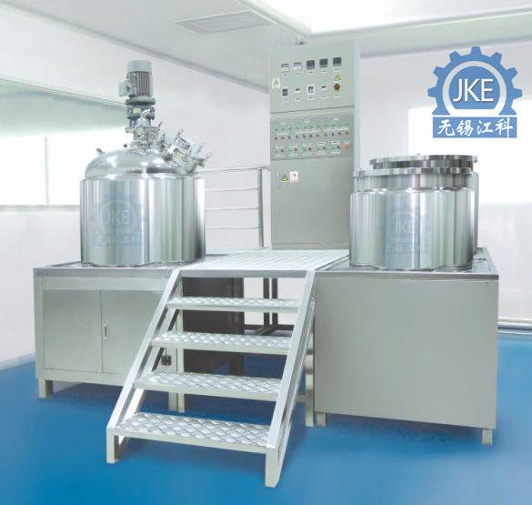 High Quality Cosmetic Chemical Pharmaceutical Industry Making Mixing Equipment