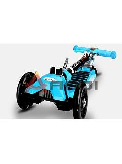 MINI SCOOTER MS02(FOLD & HANDBRA)