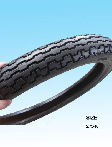 Color Motorcycle Tires 2.75-18