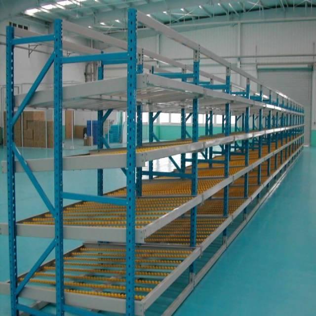 Flow-through Racking /Warehouse Racking /Industry /Manufacturer