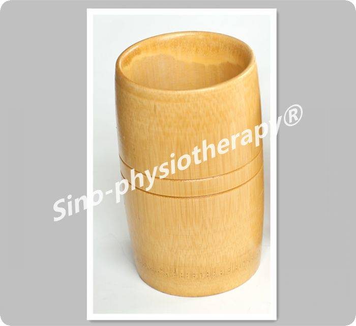 Bamboo cupping sets for acupressure