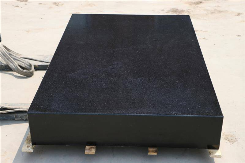 black granite inspection plate