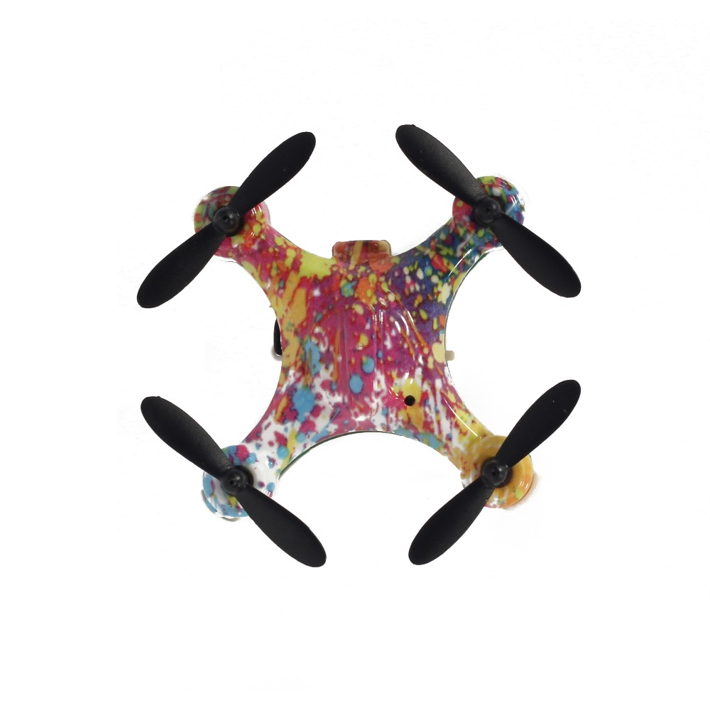 Wholesale advertising gift surveillance uav 2.4g 4ch rc quadcopter ufo mini rc drone made in china w