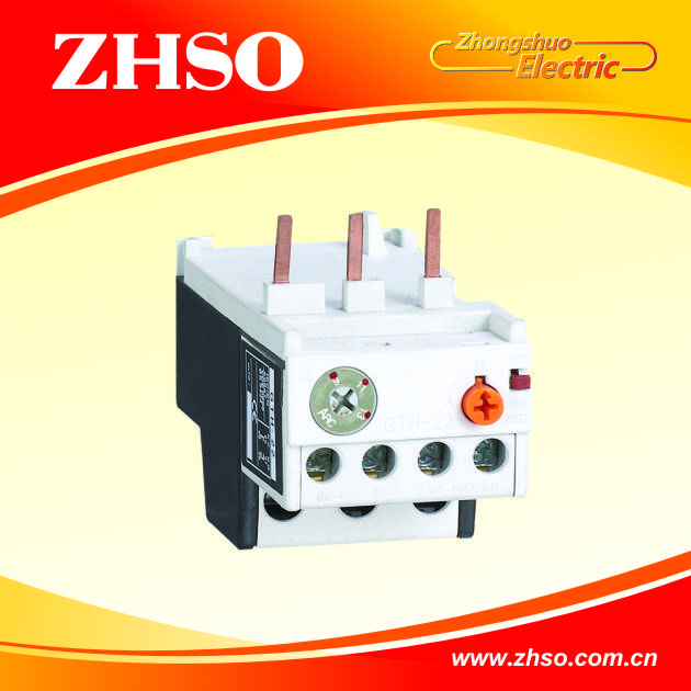 GTH series hot overload relay,thermal relay