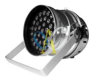 36pcs 54pcs RGB LED PAR light