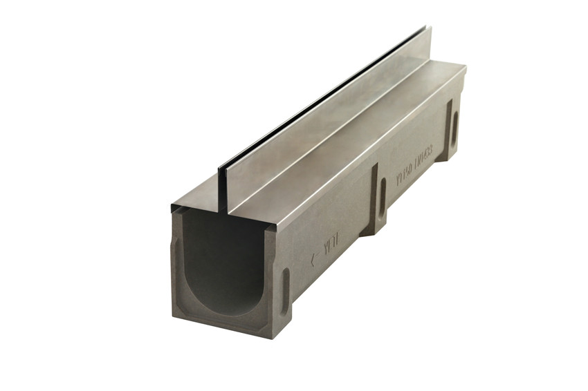 polymer concrete drains