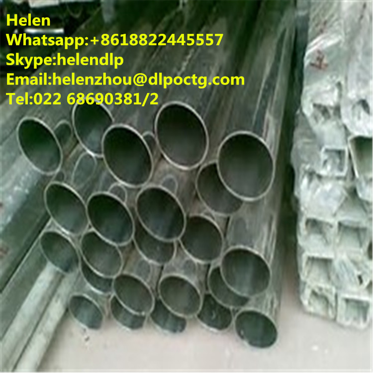 China supply seamless stainless steel pipe