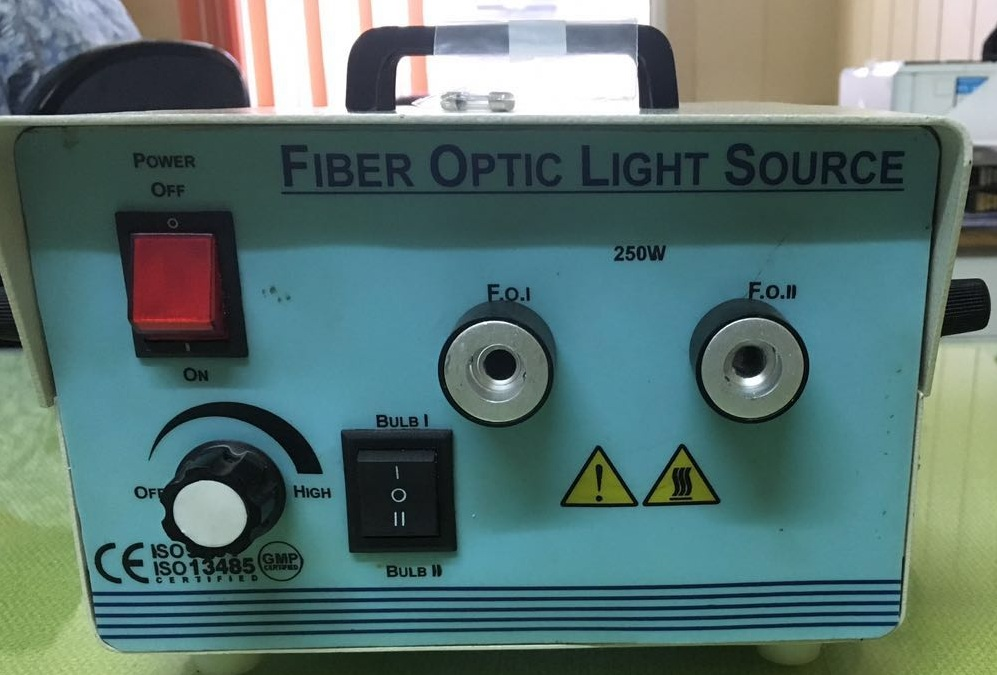 Fiber Optic Light Source