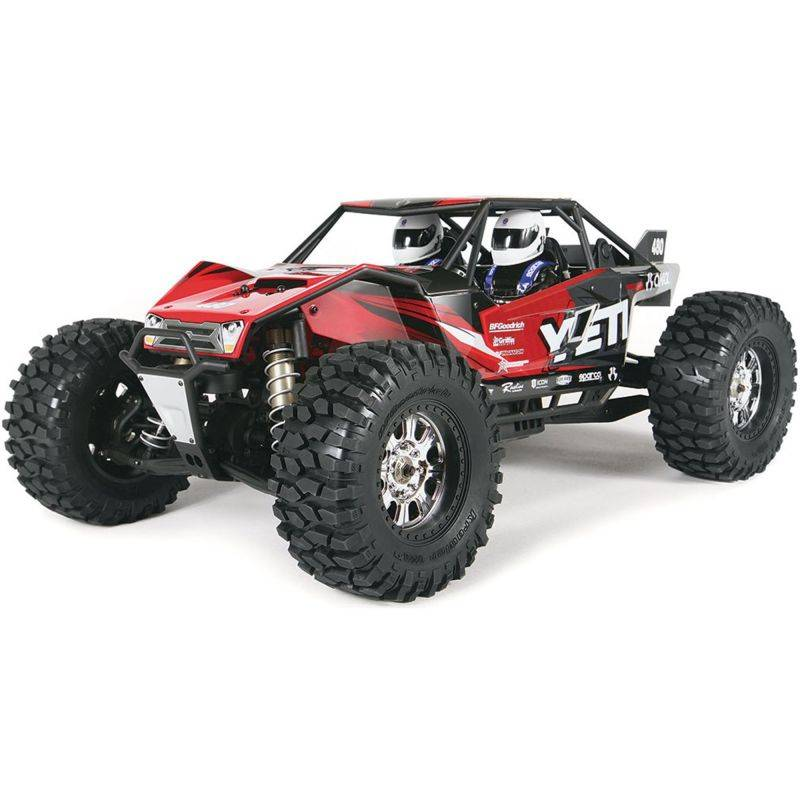 Axial Yeti XL 4WD 1/8th Electric Monster Buggy RTR AXIAX90032