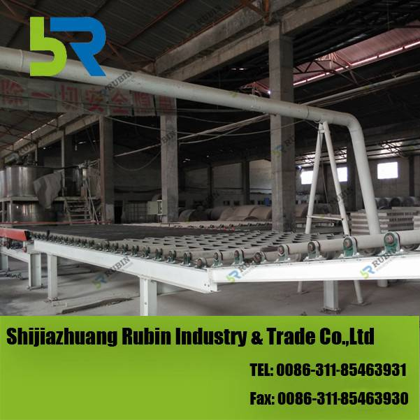 15 Million SQ.M Per Year Gypsum Board Machinery