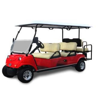 golf cart traveller 6passengers