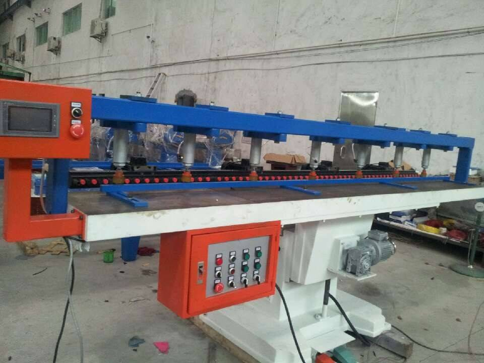 CNC drilling machine for shutter blinds