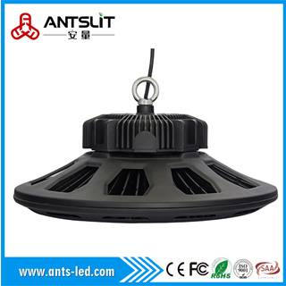 Good quality 100w LED UFO Highbay Light 140lm/w Meanwell Driver IP65 waterproof high bay light