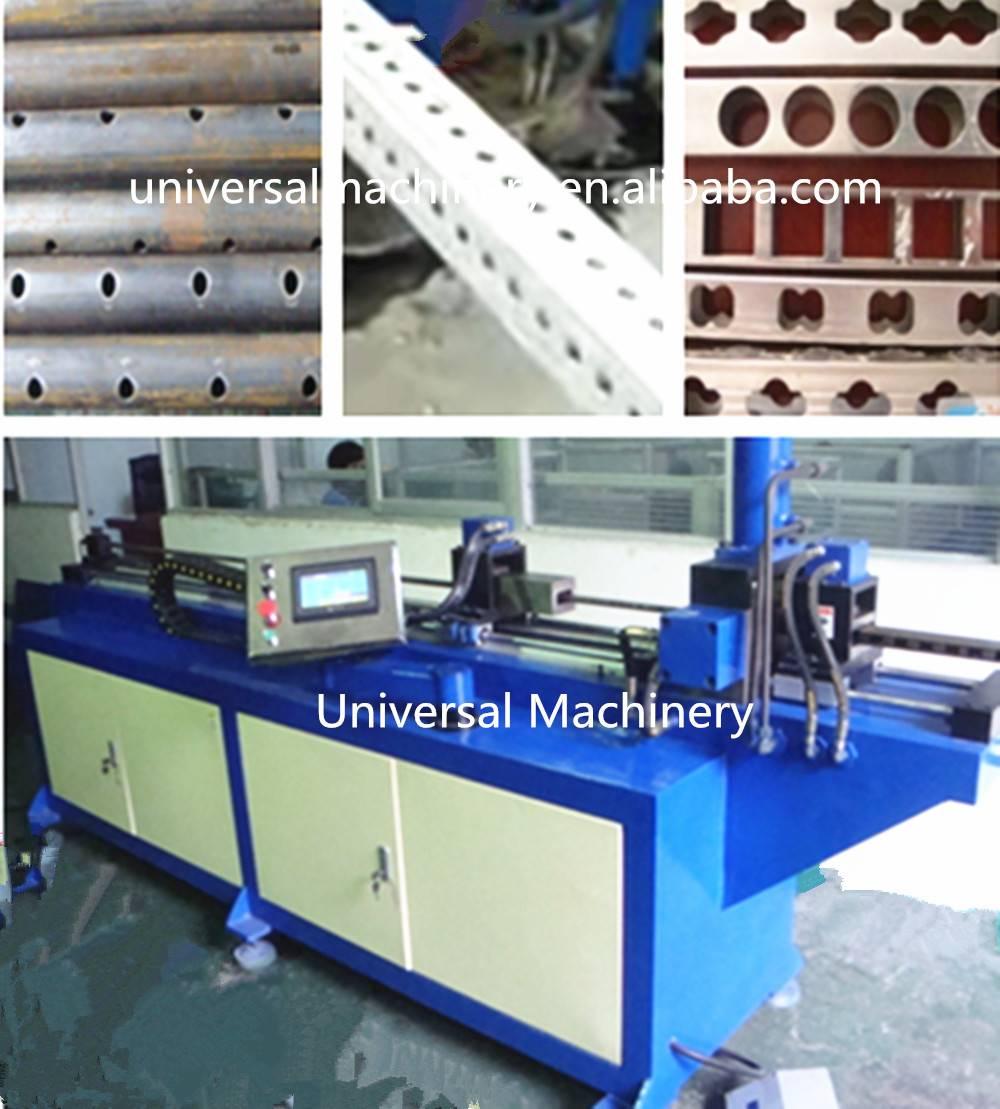 China Low price automatic CNCTube Hole Punching Machine