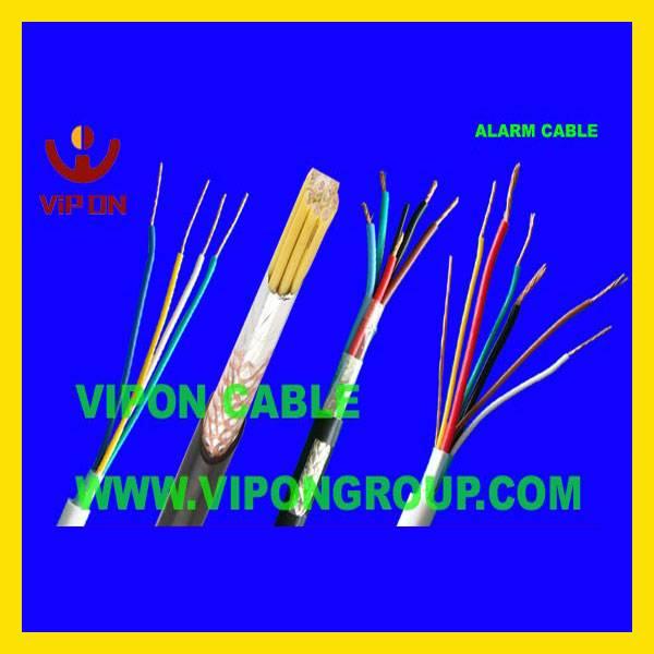 Alarm Cable 4x0.22, 6x0.22, 8x0.22, 12x0.22, 12x0.22+2x0.5, 12x0.22+2x0.75