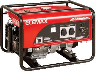 Elemax generator (SH4600EX)