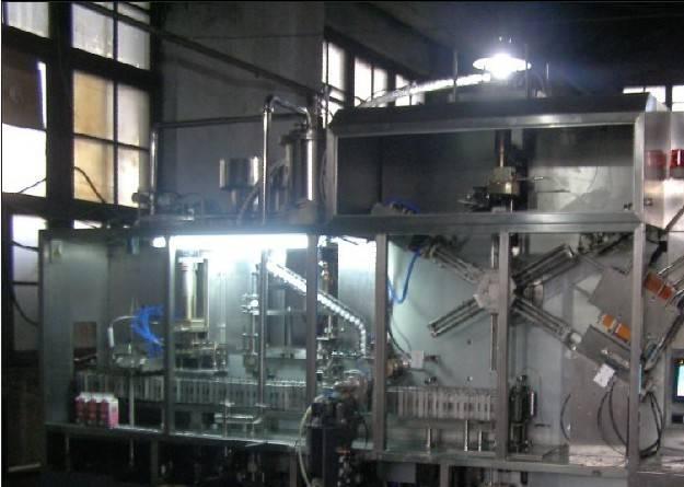 Chemical Liquid Packaging Machine (BW-2500C)