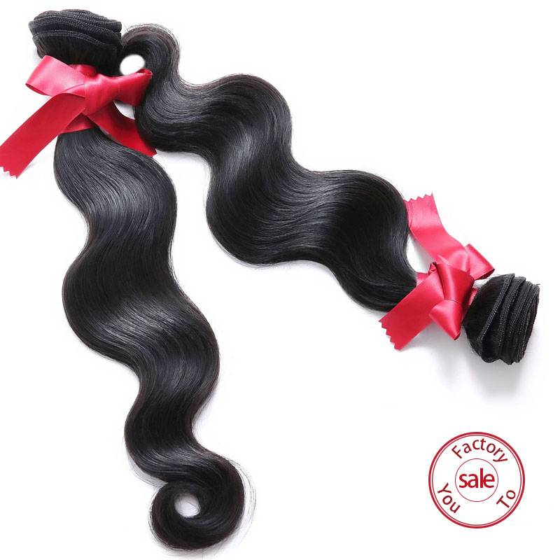 EVET Human Hair Products Malaysia Virgin  Malaysia Body Wave