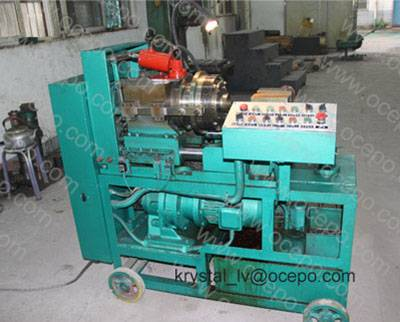 GZL-45 Full-automatic Rebar Thread Cutting Machine