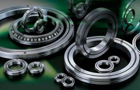 Crossed Cylindrical Roller Bearings RU series