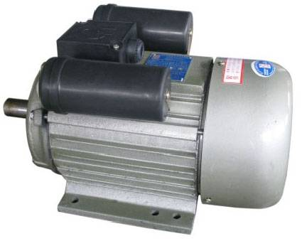 Electric Single-phase Motor-YL90S4, 1100W 4P