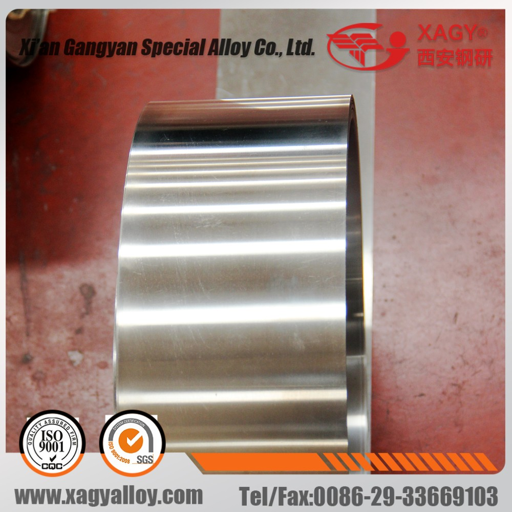 Precision Soft Magnetic Alloy HiperCo50 Strip prices