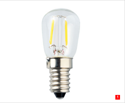 LED Refrigerator Light Bulb