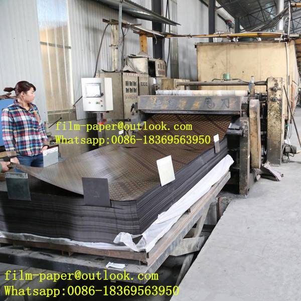 Best film face paper for marine plywood