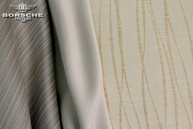 Flame Retardant blackout fabric FR-0080