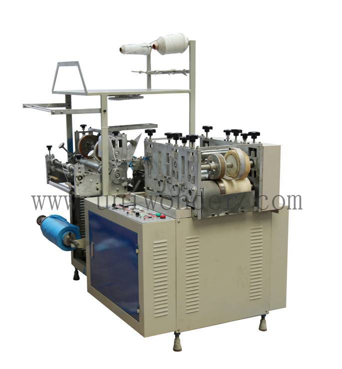 Automatic Disposable Shoes Cover Making Machine