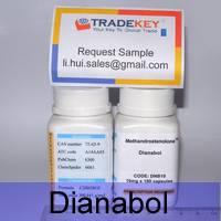 Methandrostenolone (Dianabol , Danabol) capsules [5mg x 100capsules]