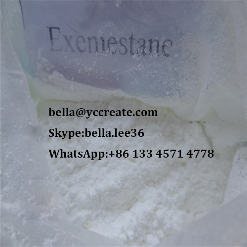 Hot Selling Aromasin Raw Material Exemestane