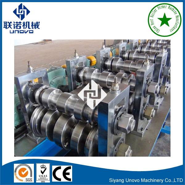 Chinese manufacturer perforated cable tray roll forming machine