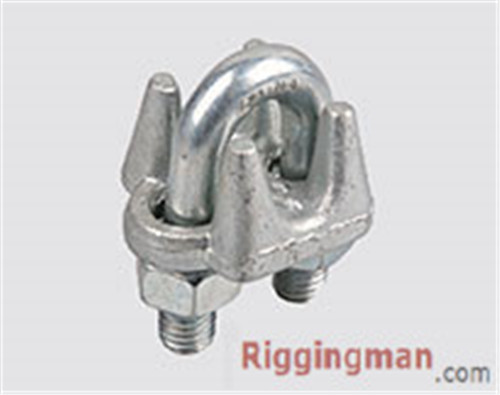 Rigging Hardware JIS TYPE WIRE ROPE CLIP
