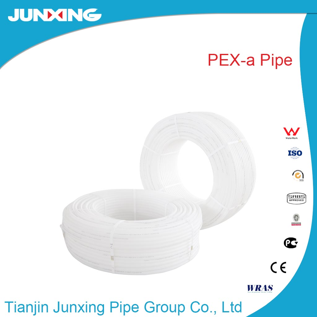Floor heating pipe potable water pex tubing