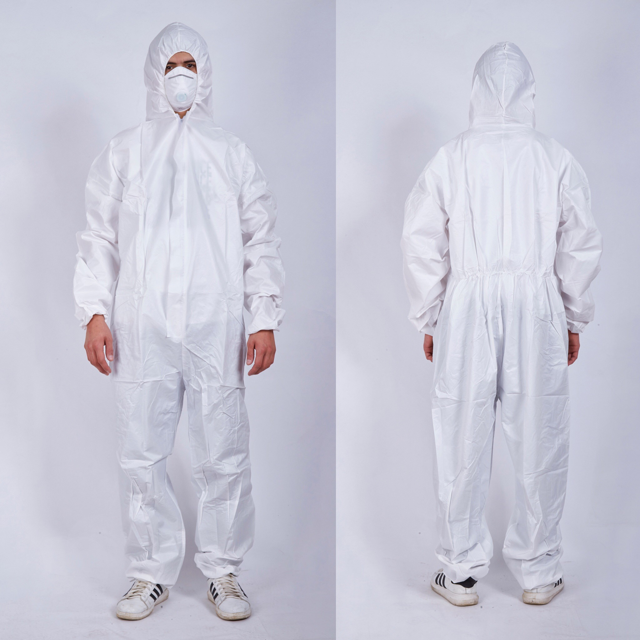 Disposable Protective Coverall Microporous