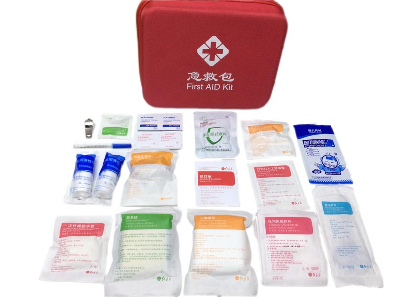 Home First Aid Kit, Emergency Rescue Box, Trauma Hemostatic Box, San You First Aid