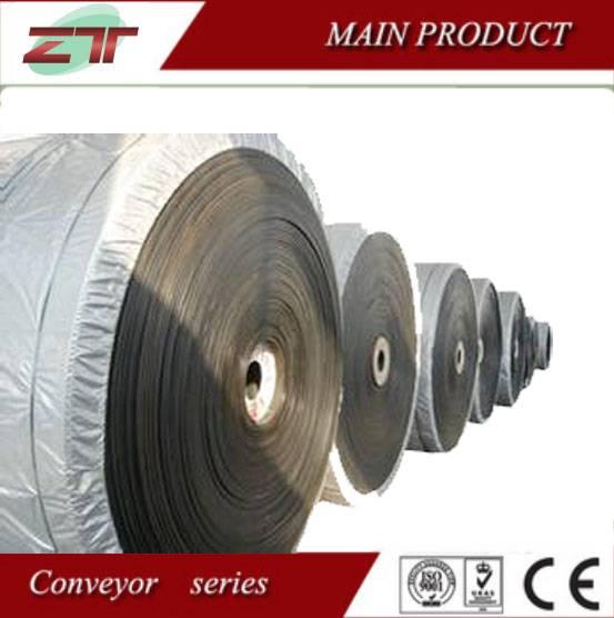 Heat Resistant Conveyor belt used in steel plant