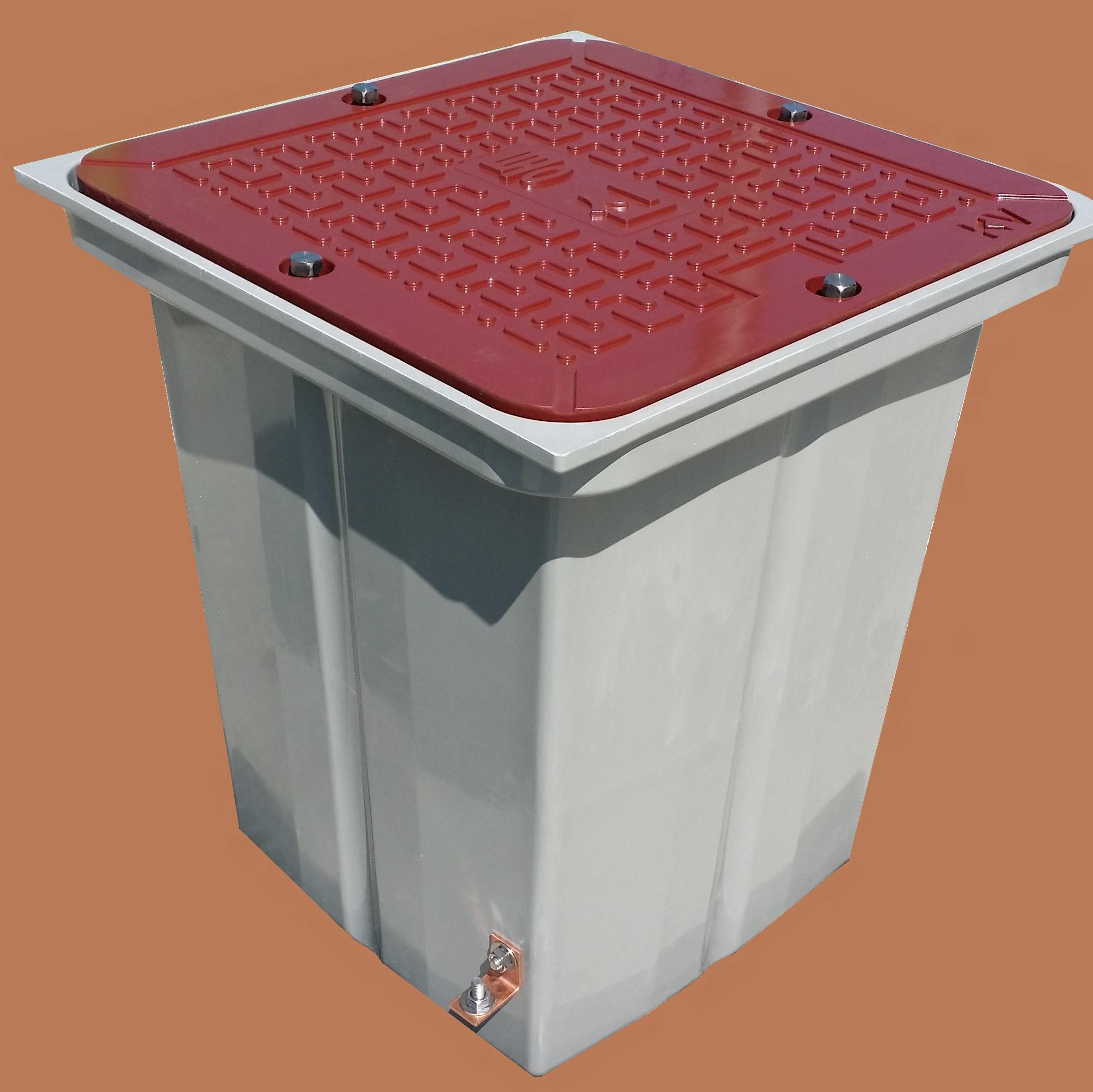 GRP Manhole & Cover