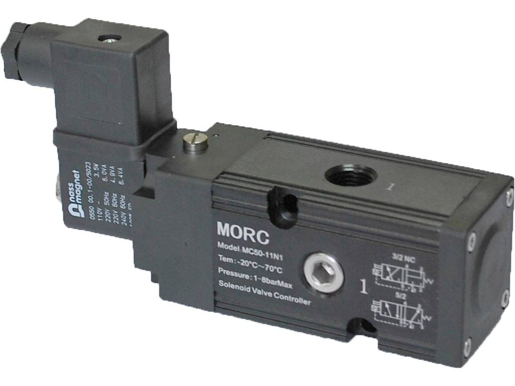 2 way air solenoid Valve for control valves