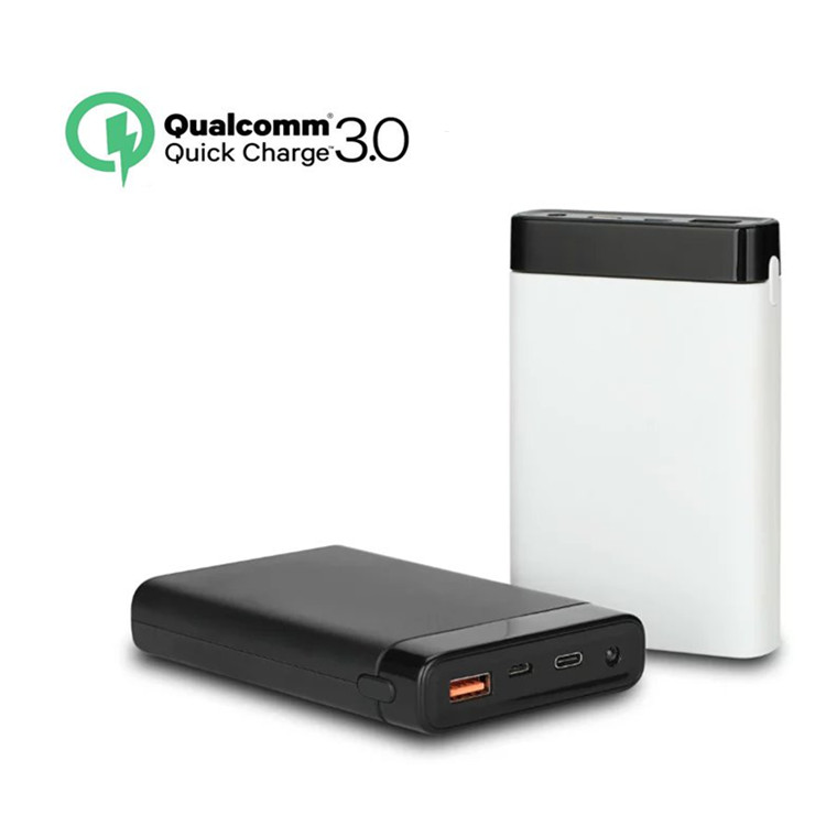 QC3.0 Type-C Fast Charging Power Bank 10000 mAh