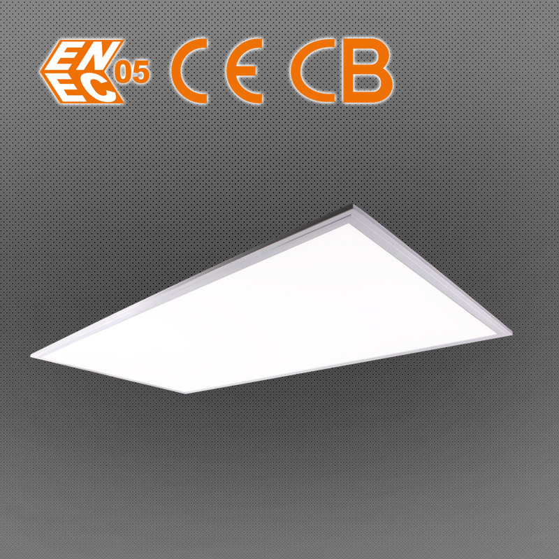 2X4FT 50W SMD2835 LED Panel Light with Ce CB ENEC