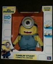 MINIONS Tumblin Stuart I Tumble, Fall And Rise