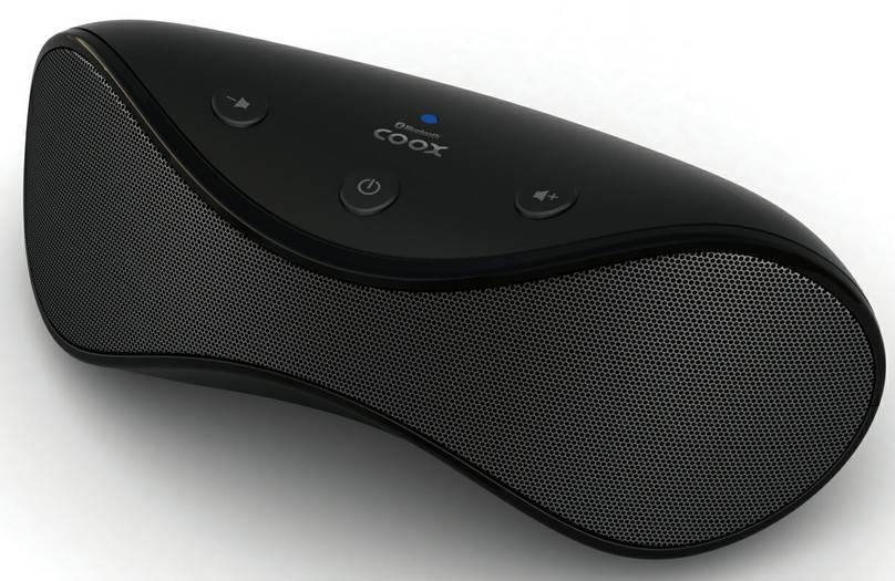 Bluetooth Speaker(T12),Stereo With Graceful Sound Quality