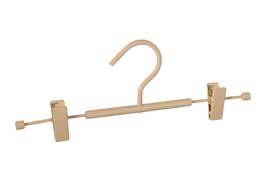 Metal pant hangers