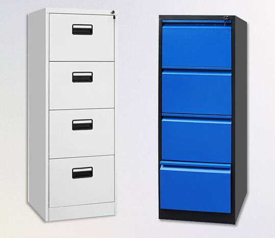 Professional no smell 4 drawers steel filing cabinet
