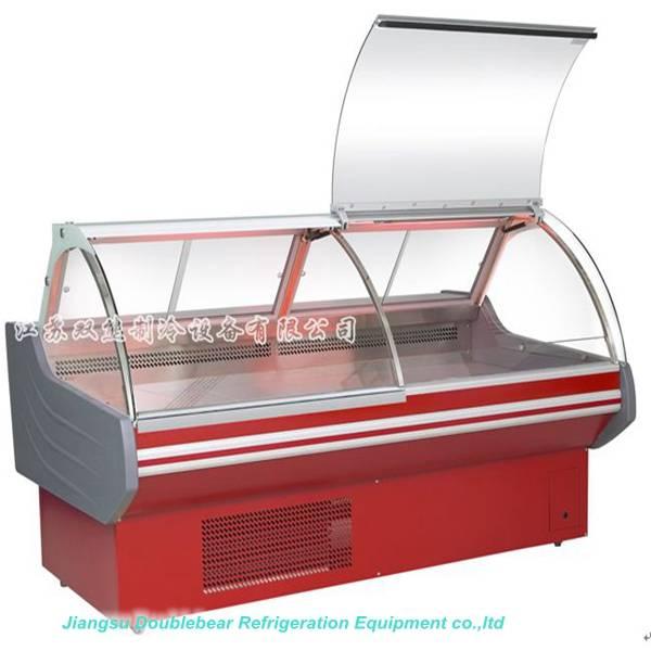 Deli preservation refrigerator
