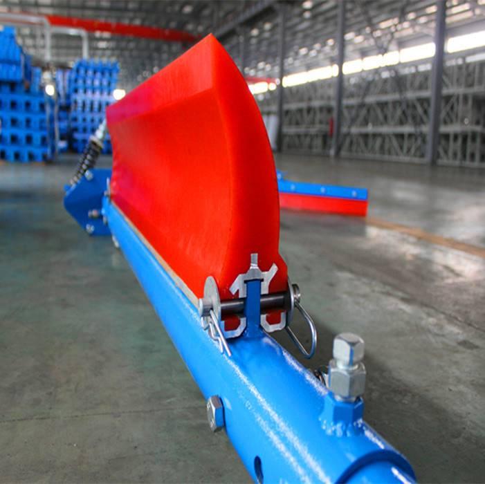 PU Material Primary Belt Cleaner for Belt Conveyor